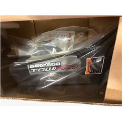 handlebar bag; LED headlight kit; Tow pro