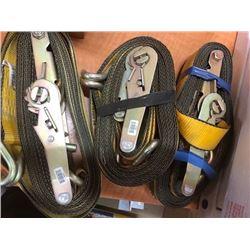 5 sets of straps