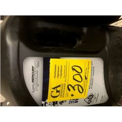 3- 4L 25W50 synthetic blend oil