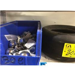 trailer balls; go cart tire