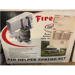 Dual air system kit, Firestone