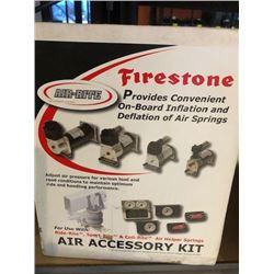 Dual air system kit, Firestone