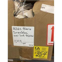 RJWC Polaris Scrambler 1000 dual slip on