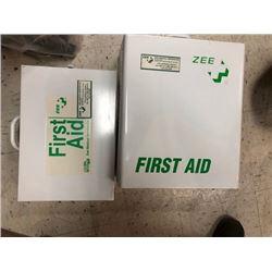 2- first aid kits
