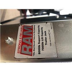 Ram 7000lbs Trailer Jack