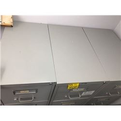 3- 4 drawer filing cabinets