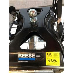 Reese 25,000 lbs Goosneck Hitch pn 58079 / Misc trailer parts