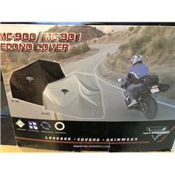 4 Motorcycle covers