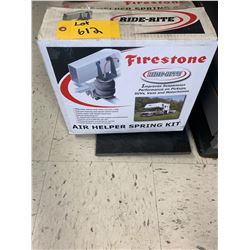 Firestone W21-760-2430 Ride Rite Air Spring System