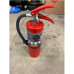 A-B-C Fire Extinguisher