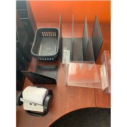 Misc Office Desk Organizers