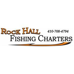 1 Day Striper (Rockfish) Trip with Rock Hall Fishing Charters for 6