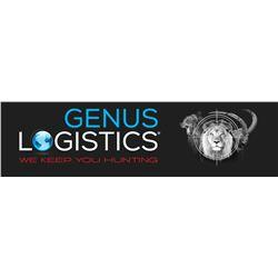 $500 Certificate from Genus Logistics