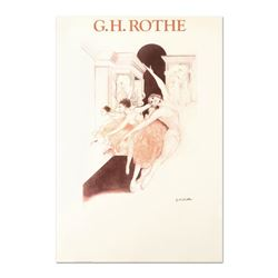 Bolshoi by G.H. Rothe (1935-2008)