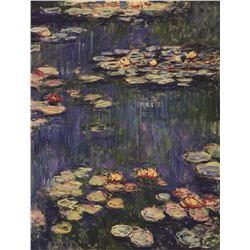 Claude Monet Water Lillies