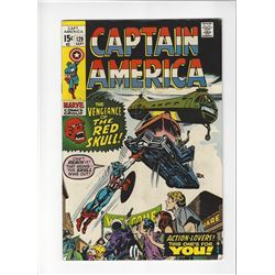 Captain America Issue #129 by Marvel Comics
