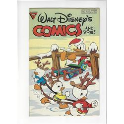 Walt Disneys Comics and Stories Issue #537 by Gladstone Publishing