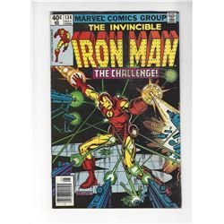 The Invincible Iron Man Issue #134 by Marvel Comics