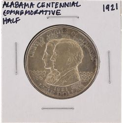 1921 Alabama Centennial Commemorative Half Dollar Coin