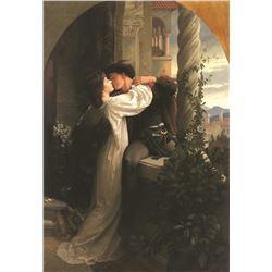 Sir Dicksee Romeo & Juliet