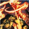 Image 2 : Incredible Hulk & The Human Torch: From the Marvel Vault #1 by Marvel Comics