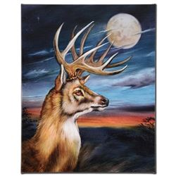White Tail Moon by Katon, Martin