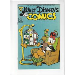 Walt Disneys Comics and Stories Issue #531 by Gladstone Publishing