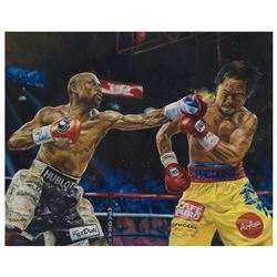 Mayweather Vs Pacquiao by Dmitriy, Turchinskiy