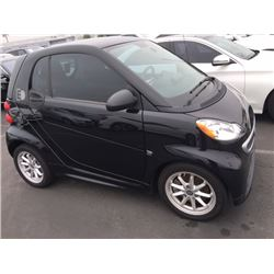 2016 Smart Car Fortwo