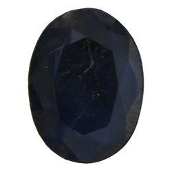5.48 ctw Oval Blue Sapphire Parcel