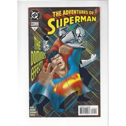 The Adventures of Superman Issue #561 by DC Comics