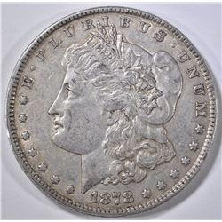 1878 7TF MORGAN DOLLAR, AU