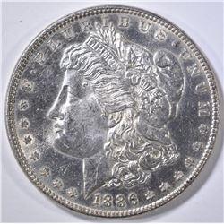 1886 MORGAN DOLLAR  CH/GEM PL
