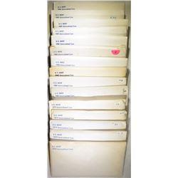 5-1979, 5-80, 5-81 U.S. MINT UNC SETS