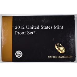 2012 US. PROOF SET ORIG PACKAGING