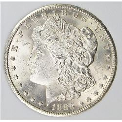 1885-CC MORGAN SILVER DOLLAR