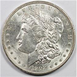 1902 MORGAN DOLLAR