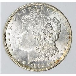 1903-O MORGAN SILVER DOLLAR