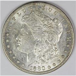 1880-O 8/7 MORGAN SILVER DOLLAR VAM 4