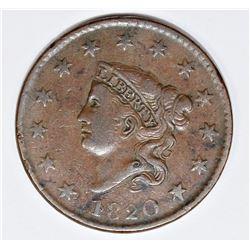 1820 LARGE CENT