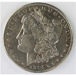 1904-S MORGAN DOLLAR