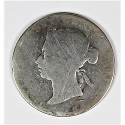 1892 CANADA HALF DOLLAR