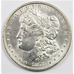 1878 7F MORGAN DOLLAR