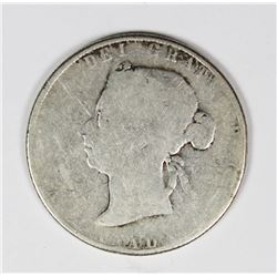 1901 CANADA HALF DOLLAR