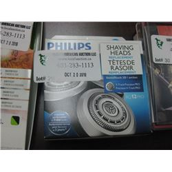 PHILIPS SHAVING HEADS REPLACEMENT