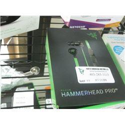 RAZER HAMMER HEAD PRO EAR PHONES