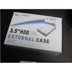 ATA 3.5 HDD EXTERNAL CASE