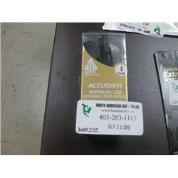 ACCUSHOT AIR GUB/.22 INTERGRAL RING MOUNT