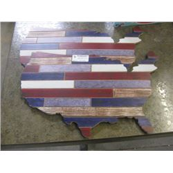 SET OF 2 AMERICAN COUNTRY ART