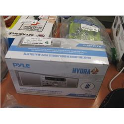 PYLE HYDRA BLUETOOTH IN DASH STEREO RADIO
